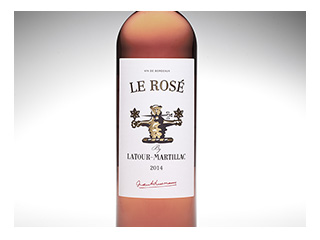 LE ROSE by LATOUR MARTILLAC